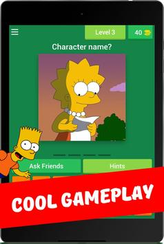 The Simpsons Quiz screenshot 5