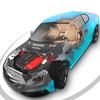 Idle Car-icoon