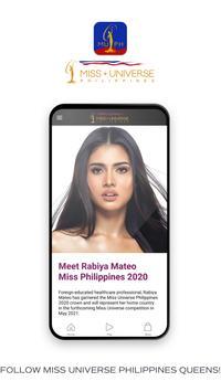 Miss Universe Philippines captura de pantalla 2