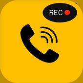 Call recorder automatic & free icon