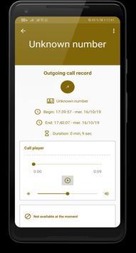 Call recorder automatic & free screenshot 1