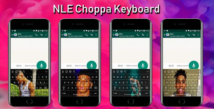 NLE choppa Keyboard 2019 poster