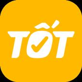 Cho Tot - Chuyên mua bán online ícone