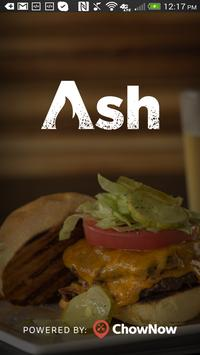 Ash to Go poster