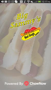 Big Sammy's Hot Dogs poster