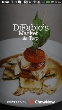 DiFabio's poster