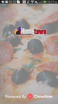 Hometown Pizza & Sub To Go poster