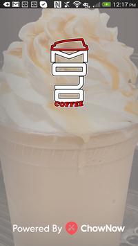 Mojo Coffee poster