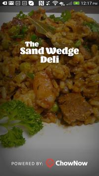 Sand Wedge Deli poster