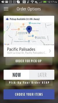 Palisades Garden Cafe screenshot 1