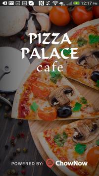 Pizza Palace Cafe poster
