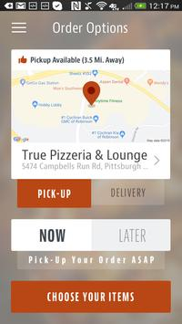True Pizzeria & Lounge screenshot 1