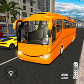 Clutch Driving - Bus Simulator 3D icon