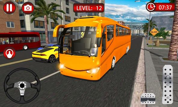 Clutch Driving - Bus Simulator 3D screenshot 2