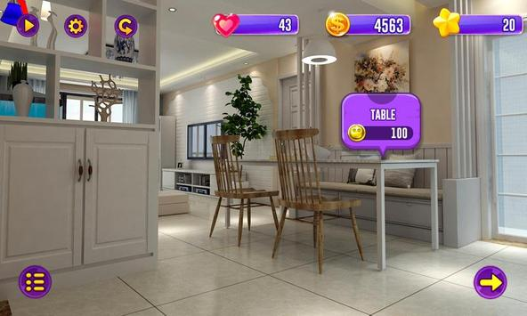 My Home Makeover - House Flipper & House Building screenshot 1