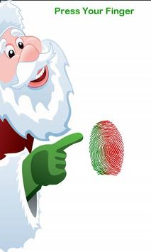 Santa's Naughty Nice Scanner poster
