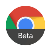 Chrome Beta أيقونة