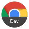 Chrome Dev icono