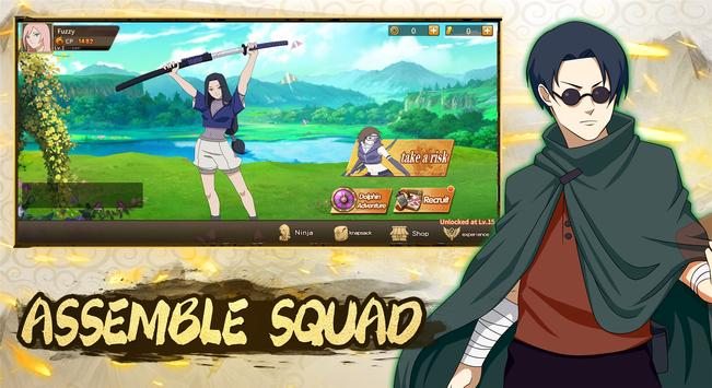 Ninja Chronicles imagem de tela 2