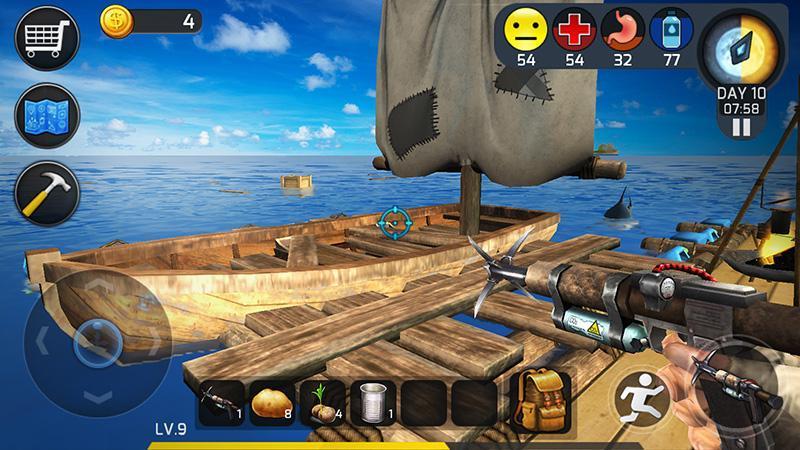 Hasil gambar untuk gambar game android ocean survival
