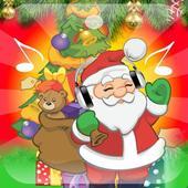 Free christmas radio apps: free xmas radio station icon