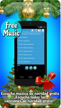 Free christmas radio apps: free xmas radio station screenshot 1