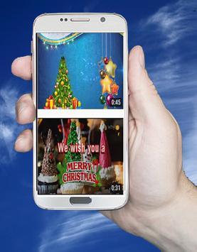Christmas & New Year 2019 Video Status screenshot 2