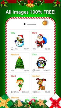 Dibujos De Navidad Para Colorear Con Numeros For Android Apk Download