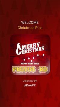 Merry Christmas pics 2018 2019 poster