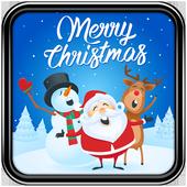 Christmas Live Wallpaper & Christmas Backgrounds icon