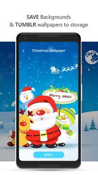 Christmas Live Wallpaper & Christmas Backgrounds screenshot 2