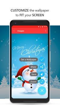 Christmas Live Wallpaper & Christmas Backgrounds screenshot 3