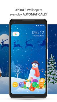 Christmas Live Wallpaper & Christmas Backgrounds screenshot 4