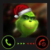 Call From Grinch - Prank icon
