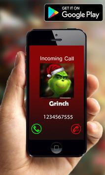 Call From Grinch - Prank screenshot 2