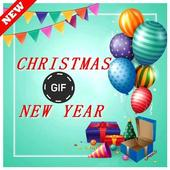 Christmas & New Year 2019 icon