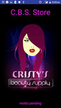 Cristy's Beauty Supply Store poster