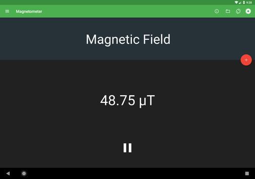 Physics Toolbox Sensor Suite screenshot 12