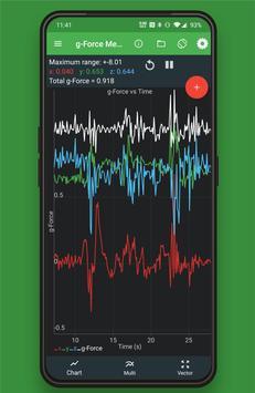 Physics Toolbox Sensor Suite screenshot 1
