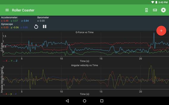 Physics Toolbox Sensor Suite screenshot 23
