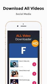 Free Video Downloader -VMate screenshot 1