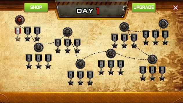 Impossible tank battle screenshot 13