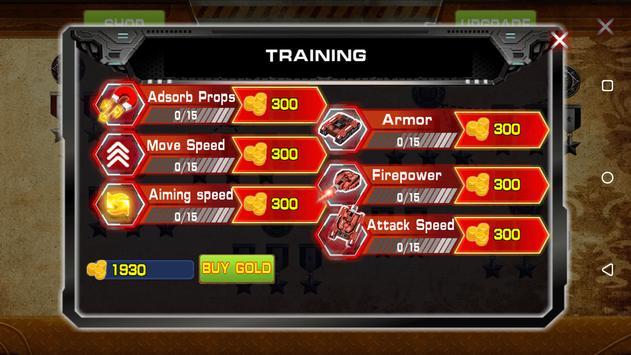 Impossible tank battle screenshot 14