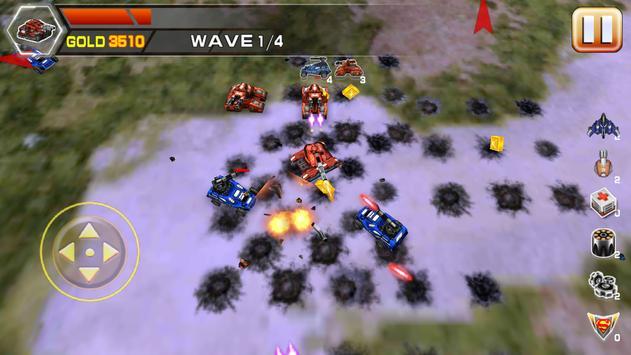 Impossible tank battle screenshot 21