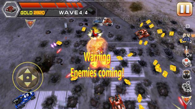 Impossible tank battle screenshot 5