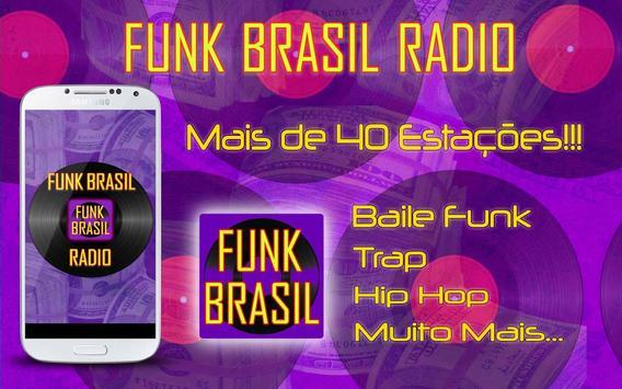 Funk Brasil Radio poster