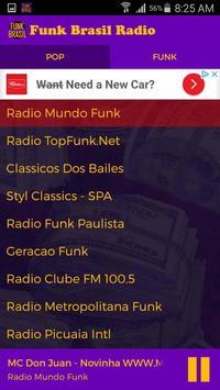 Funk Brasil Radio screenshot 2