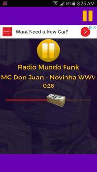 Funk Brasil Radio screenshot 3