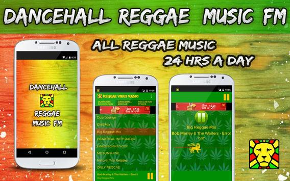 Dancehall Reggae Music captura de pantalla 1