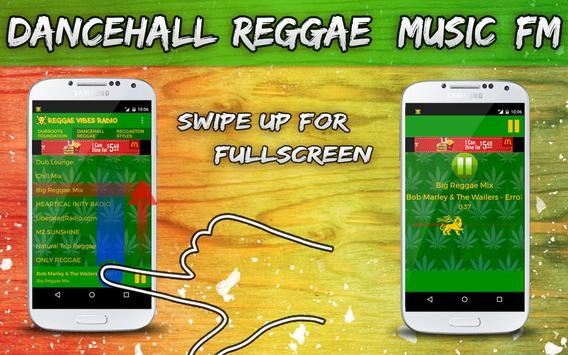 Dancehall Reggae Music captura de pantalla 2